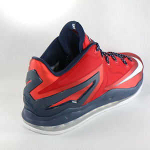 65b6aef50d156 Nike Shoes - 2014 NIKE LeBron Max XI Low Independence Day Shoes